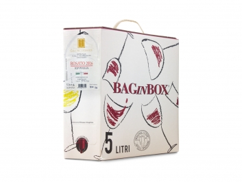 BAG IN BOX – ROSÉ WINE
